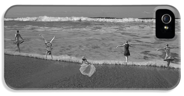 Along Each Wave IPhone 5 Case by Betsy Knapp