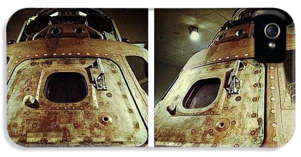 Apollo 15 Command Module (4th Mission IPhone 5 Case
