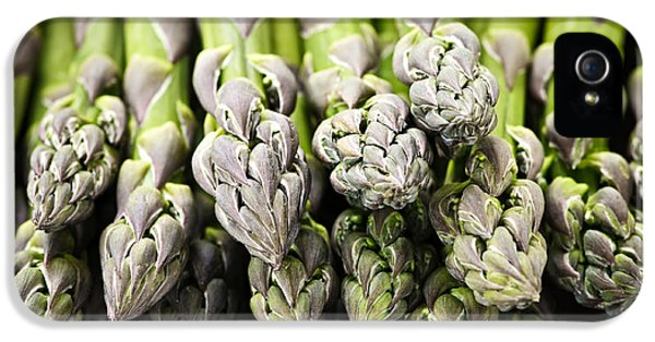 Asparagus IPhone 5 / 5s Case by Elena Elisseeva