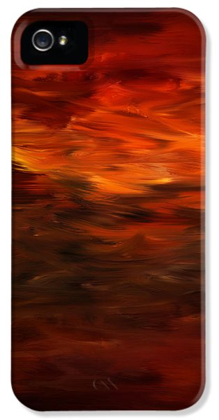 Autumn's Grace IPhone 5 / 5s Case by Lourry Legarde