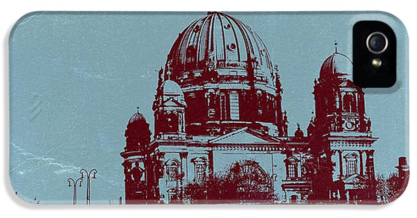 Berlin Cathedral IPhone 5 / 5s Case by Naxart Studio
