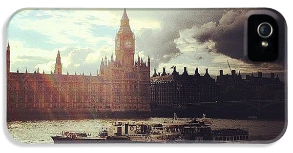 Beautiful iPhone 5 Case - Big Ben by Samuel Gunnell