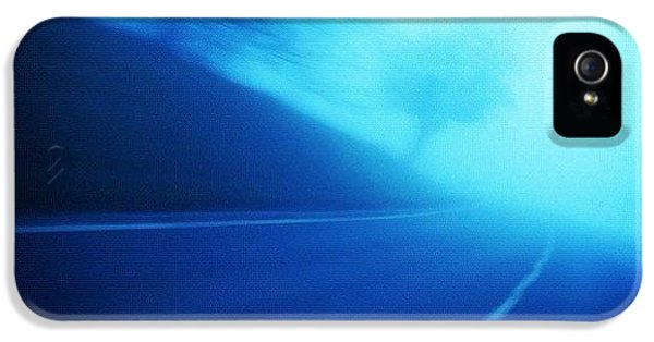 Cool iPhone 5 Case - Blue Monday by Matthias Hauser