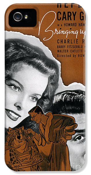 Bringing Up Baby, 1938 IPhone 5 / 5s Case by Granger