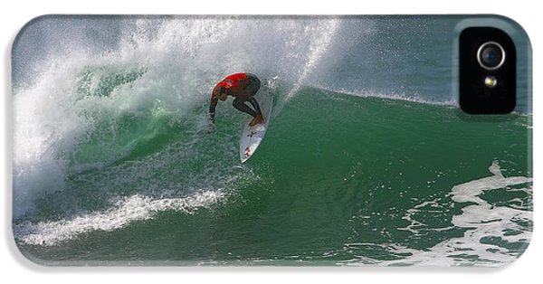 California Surfing 3 IPhone 5 Case by Larry Marshall