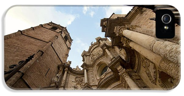 Catedral De Valencia IPhone 5 Case