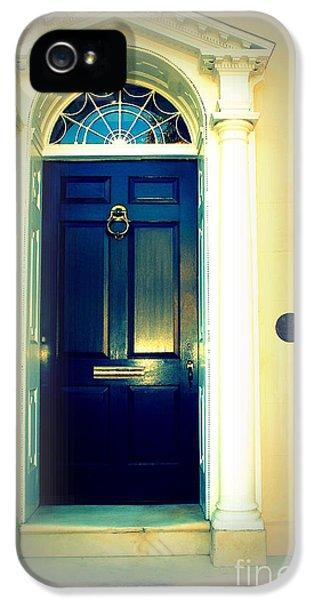 Charleston Door 6 IPhone 5 Case by Susanne Van Hulst