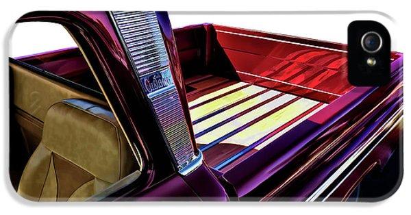 Truck iPhone 5 Case - Chevy Custom Truckbed by Douglas Pittman