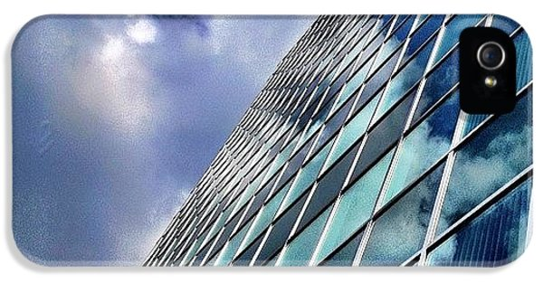 Cloud Reflections IPhone 5 Case