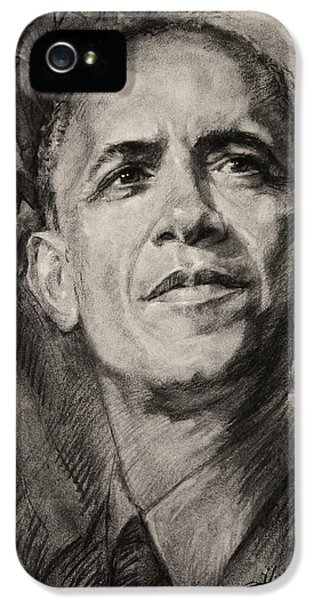 Commander-in-chief IPhone 5 Case
