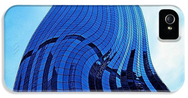 Convolution IPhone 5 Case