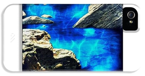Edit iPhone 5 Case - Creek by Mari Posa