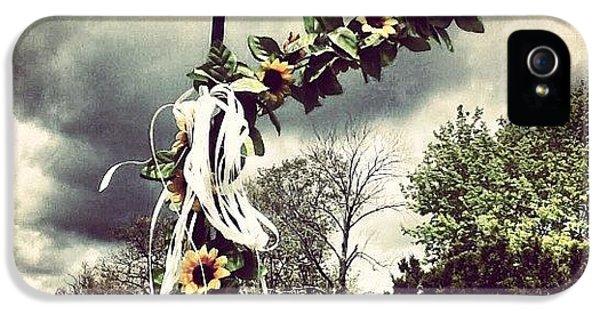 #decorative #decoration #cemetery IPhone 5 Case