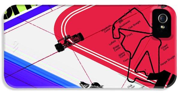F1 IPhone 5 Case by Naxart Studio