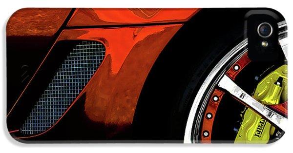 Ferrari Wheel Detail IPhone 5 Case