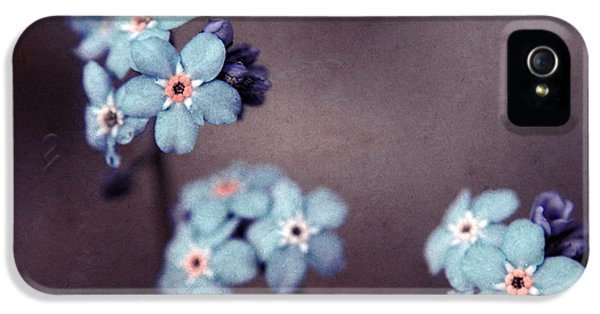 Forget Me Not 01 - S05dt01 IPhone 5 Case