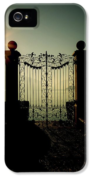 Gateway To The Lake IPhone 5 Case