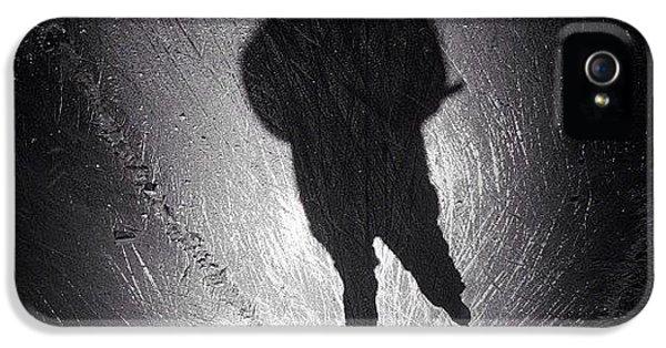 Gotta Love This Dutch Winter... #shadow IPhone 5 Case