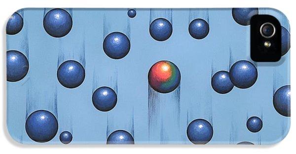 Gravity, Conceptual Artwork IPhone 5 Case