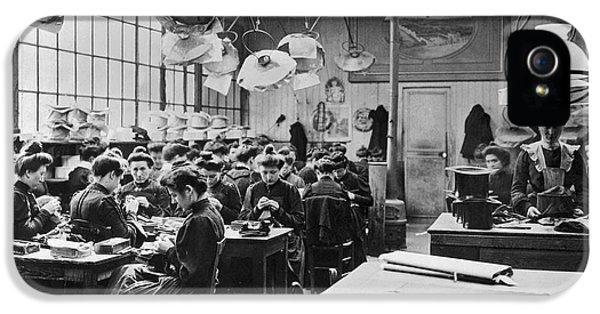 Hat Factory, C1900 IPhone 5 Case
