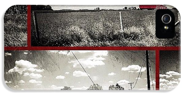 Ohio iPhone 5 Case - Heartland by Natasha Marco