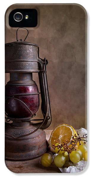 Lamp And Fruits IPhone 5 / 5s Case by Nailia Schwarz