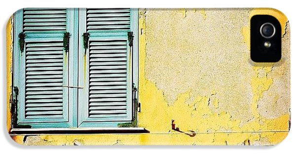Let It All Hang Out #italy #wall IPhone 5 Case by A Rey