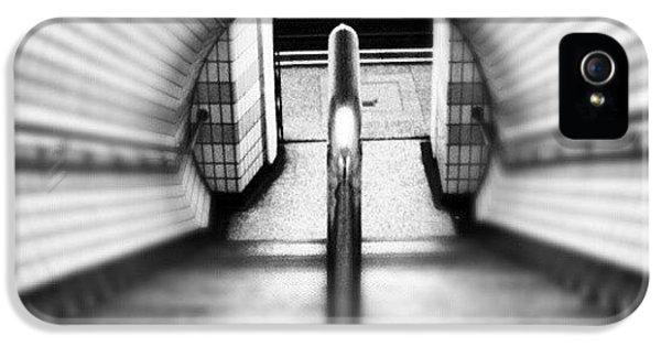 #london #uk May 2012| #underground IPhone 5 Case