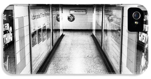 London Undergrounds! #london IPhone 5 Case