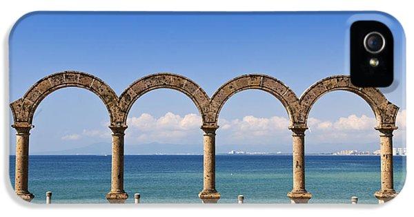 Los Arcos Amphitheater In Puerto Vallarta IPhone 5 Case