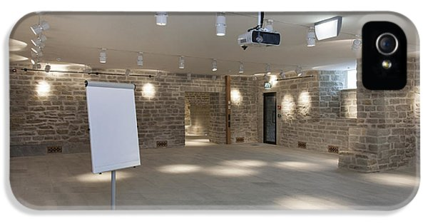 Meeting Room With Moden Lighting IPhone 5 Case