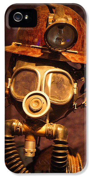 Mining Man IPhone 5 Case