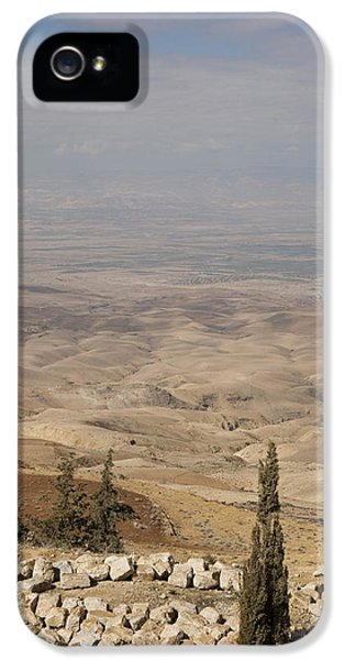 Moses First Saw The The Holy Land IPhone 5 Case