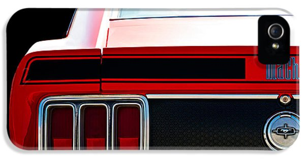 Mustang Mach 1 IPhone 5 Case