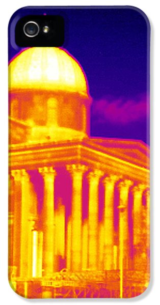 National Portrait Gallery, Thermogram IPhone 5 Case