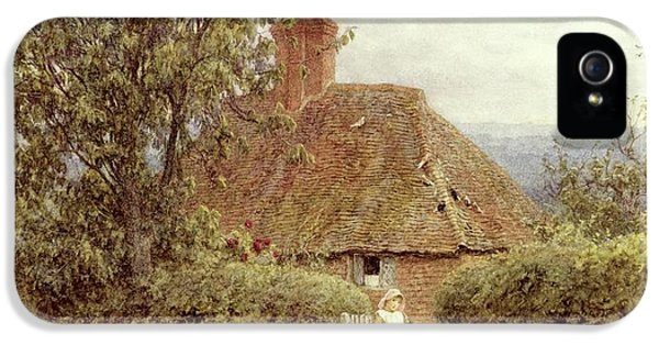 Near Haslemere IPhone 5 Case by Helen Allingham