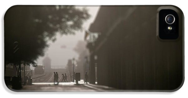 New Orleans Morning Fog IPhone 5 Case