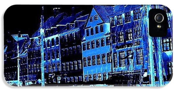 Cool iPhone 5 Case - #nyhavn #copenhagen #denmark #landscape by Luisa Azzolini