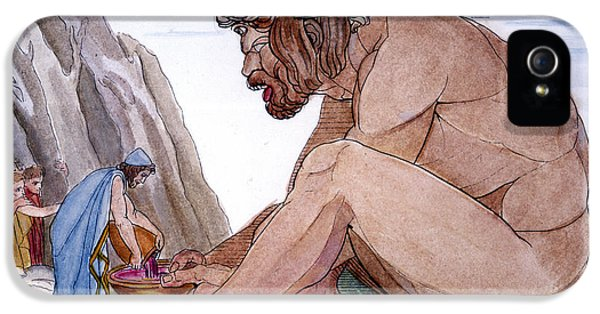 Odysseus & Cyclops IPhone 5 Case