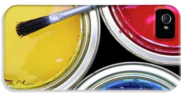 Paint Cans IPhone 5 Case