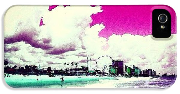 Beautiful iPhone 5 Case - Pic Redo #beach #summer #prettycolors by Katie Williams