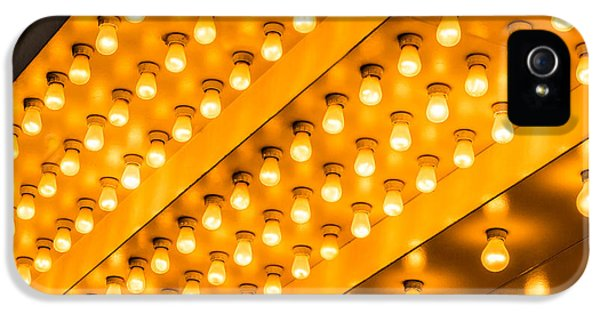 Picture Of Theater Lights IPhone 5 Case