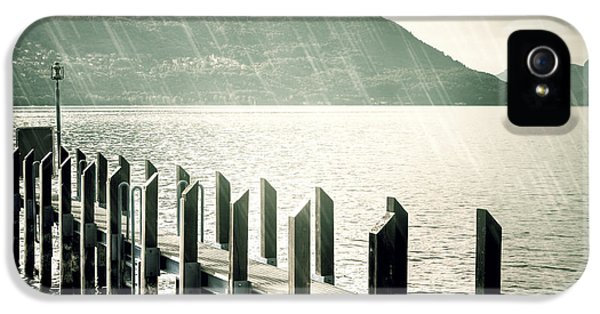 Pier IPhone 5 Case by Joana Kruse