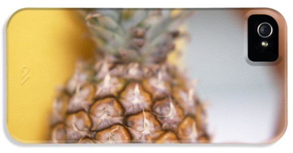 Pineapple IPhone 5 Case by Cristina Pedrazzini