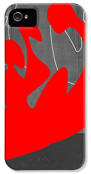 Red People IPhone 5 Case