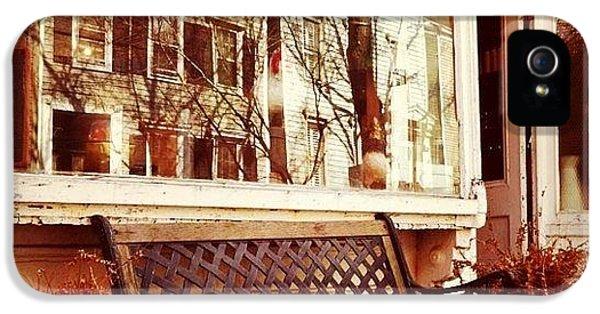 City iPhone 5 Case - Reflections In Brooklyn by Luke Kingma