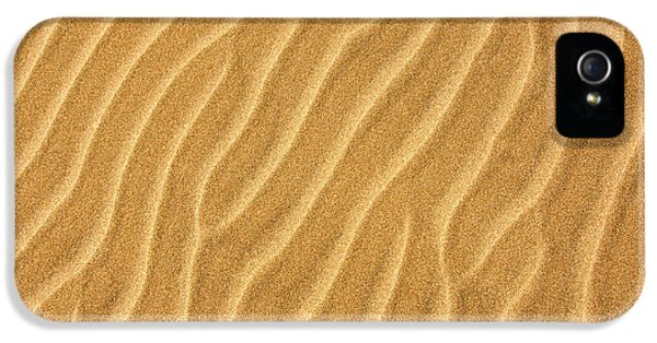 Sand Ripples Abstract IPhone 5 Case