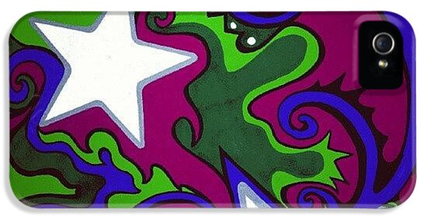Colorful iPhone 5 Case - #sharpie Art #sharpiesquad2012 by Mandy Shupp