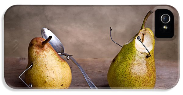 Pear iPhone 5 Case - Simple Things 15 by Nailia Schwarz