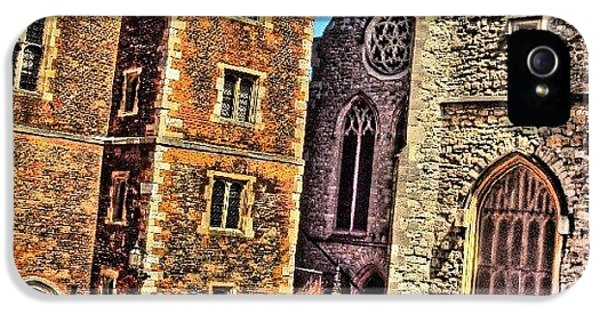 Stone Buildings, So Classic And Lovely IPhone 5 Case by Abdelrahman Alawwad